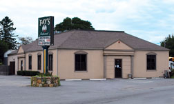 Fays Restaurant serving New Bedford and Dartmouth with the areas best pizza